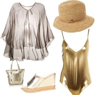 Outfit Finalmente la spiaggia