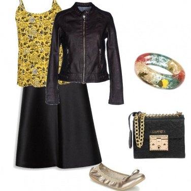 Outfit Facciamo shopping