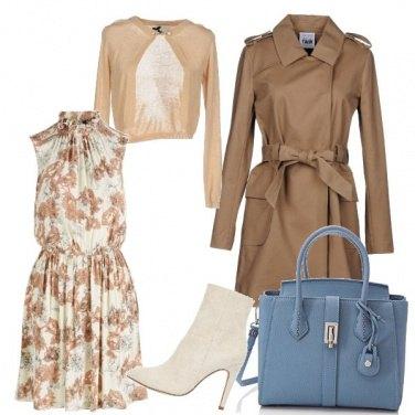 Outfit Pioggia di primavera