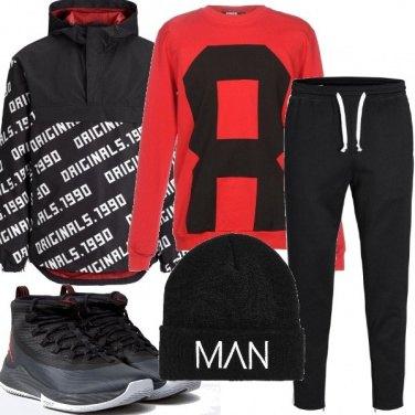 Outfit Urban man