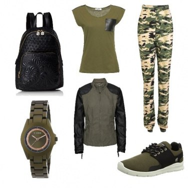Outfit Urban 24032018