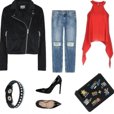 Outfit Rock #221