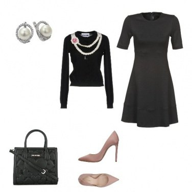 Outfit la giacca di perle By Maryso