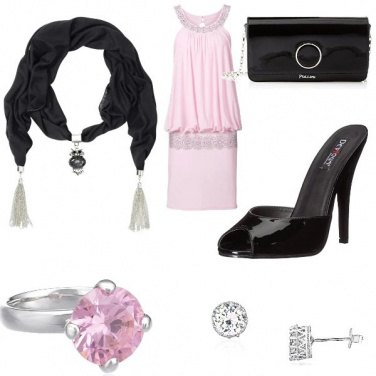 Outfit Black schic