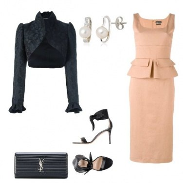 Outfit testimone della sposa by Maryso