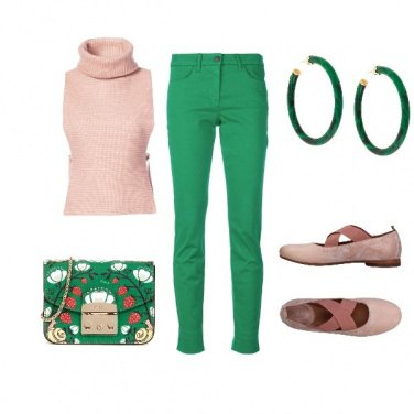Outfit Verde, che passione!