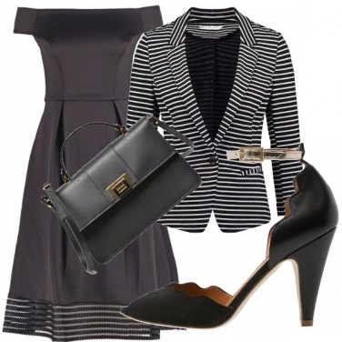 Outfit Classical stripes