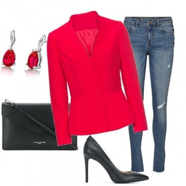 Outfit Rosso Cherry Tomato