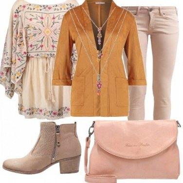 Outfit Voglia di colore e di vestiti