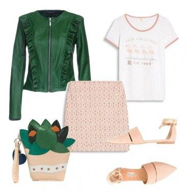 Outfit La borsetta sbarazzina