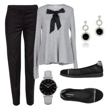 Outfit Il buon gusto in ufficio