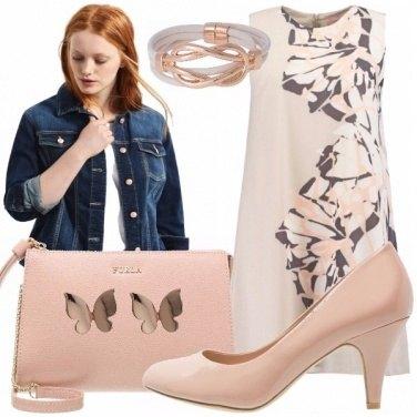 Outfit Rosa = femminilità (Curvy Special)