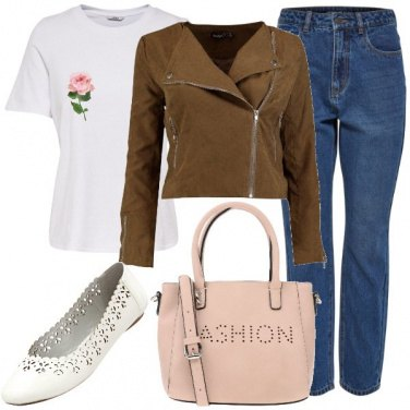 Outfit Mum Jeans