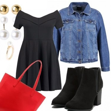 Outfit Curvy shopping low cost