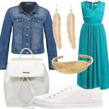 Outfit Di sera sul lungomare