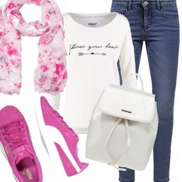 Outfit Look easy < 60 Euro
