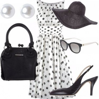 Outfit Audrey\'s style