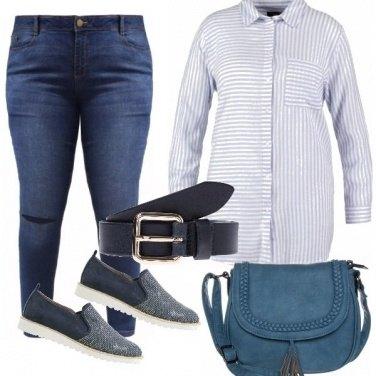 Outfit Un po\' anni 80