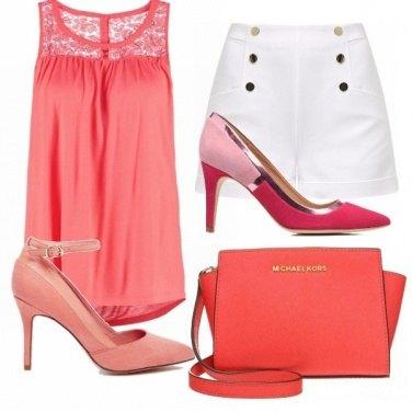 Outfit Chic e comoda !