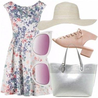 Outfit Brezza di primavera