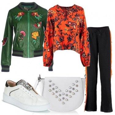 Outfit I pantaloni sportivi