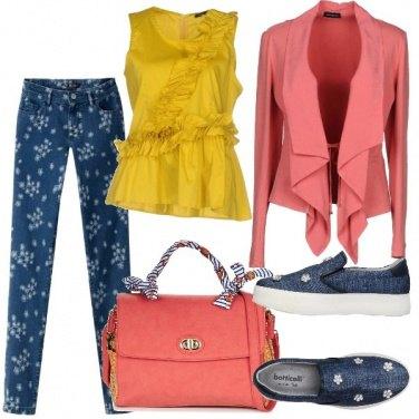 Outfit Colori vivaci