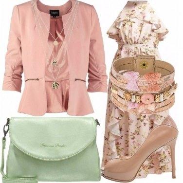 Outfit Colori pastello!