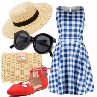 Outfit Dorothy