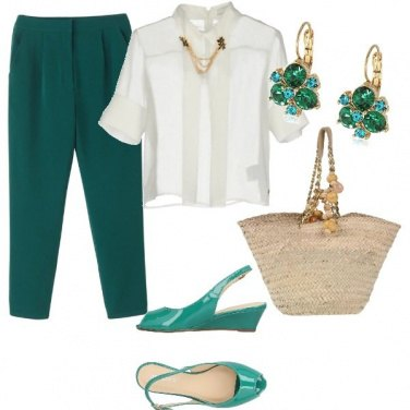 Outfit Verde...speranza