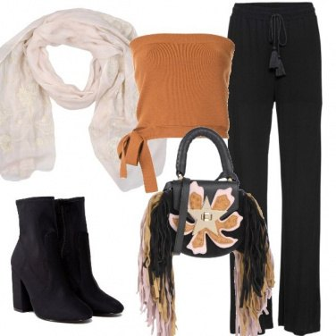 Outfit Ocra protagonista
