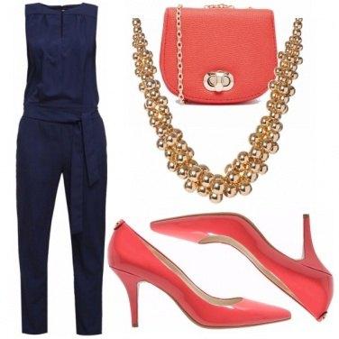 Outfit Seria ma colorata