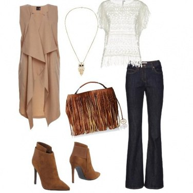 Outfit Casual jeans