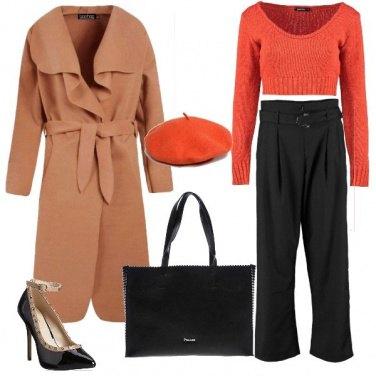 Outfit Un po\' parigina
