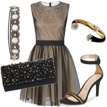 Outfit Stupenda in una sera!