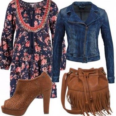 Outfit La ragazza del west