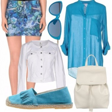 Outfit Week-end al mare!
