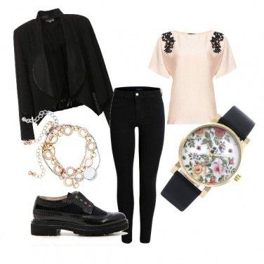 Outfit Flower season