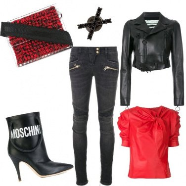 Outfit Rock \'n\' Roll