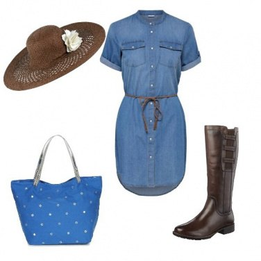 Outfit Country girl