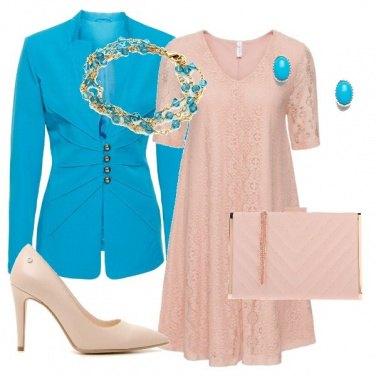 Outfit Invitata ad una prima comunione
