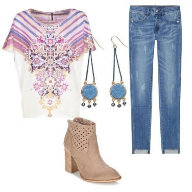 Outfit Etnico #207
