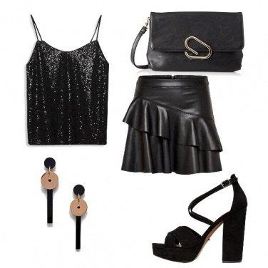Outfit Serata in discoteca