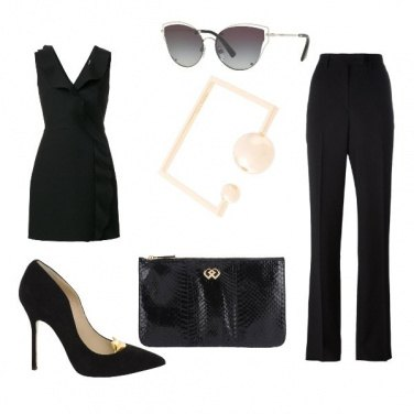 Outfit Blacky