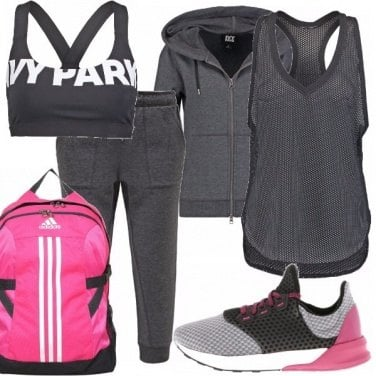 Outfit Let\'s play at the park