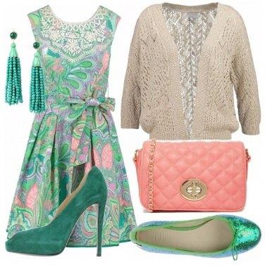 Outfit Fantasia cashmere