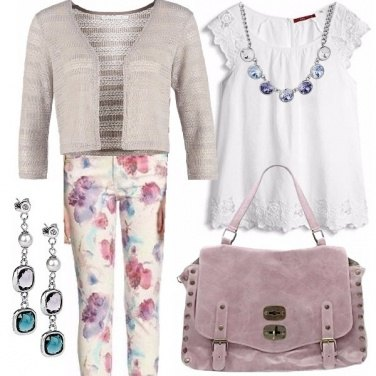 Outfit Lilla