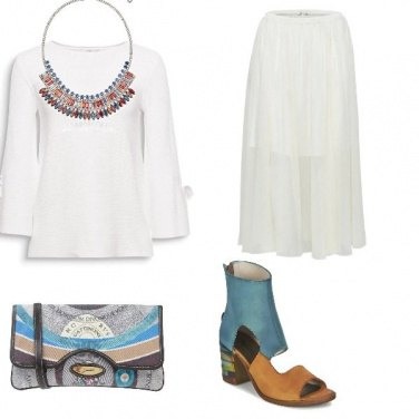 Outfit Etnico #214