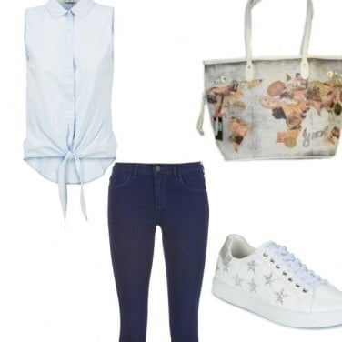 Outfit Basic #1923