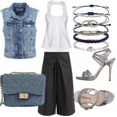 Outfit Un tocco di denim