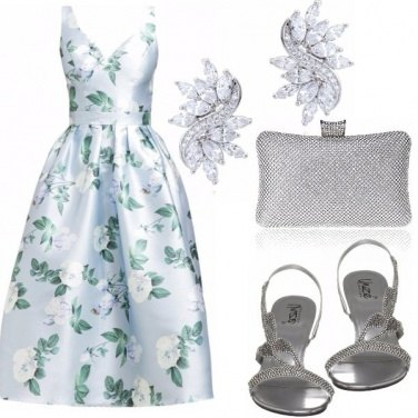 Outfit Invitata in vintage